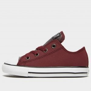 Converse All Star Ox Infant Punainen