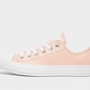 Converse All Star Ox Leather Vaaleanpunainen