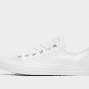 Converse All Star Ox Leather Valkoinen