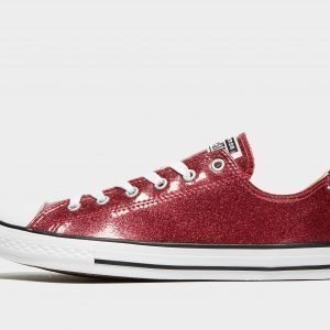 Converse All Star Ox Sparkle Vaaleanpunainen