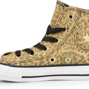 Converse All Star Suede Kids Hi Leopard
