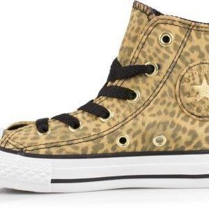 Converse All Star Suede Kids Hi Leopard