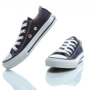 Converse As Canvas-Ox Kids Matalavartiset Tennarit Sininen