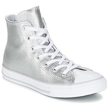 Converse CHUCK TAYLOR ALL STAR METALLIC CUIR HI matalavartiset tennarit