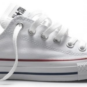 Converse Canvastossut All Star Optical White
