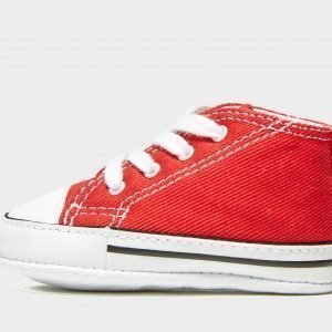 Converse First Star Crib Punainen