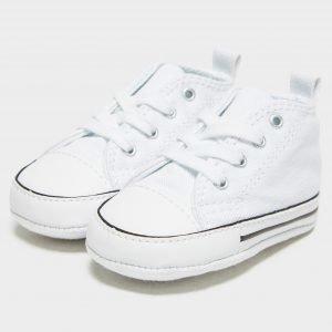 Converse First Star Crib Valkoinen