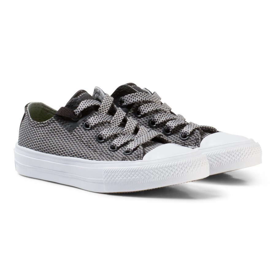 Converse Grey Chuck Taylor All Star Ii Junior Trainers Lenkkarit