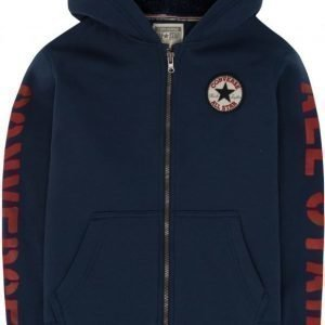 Converse Huppari Zip Up Converse Navy