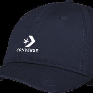 Converse Stacked Logo Cap Lippis