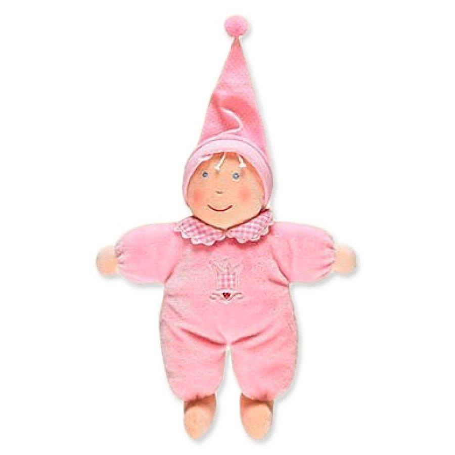 Coppenrath Pieni Nukke Babyglück Vaaleanpunainen