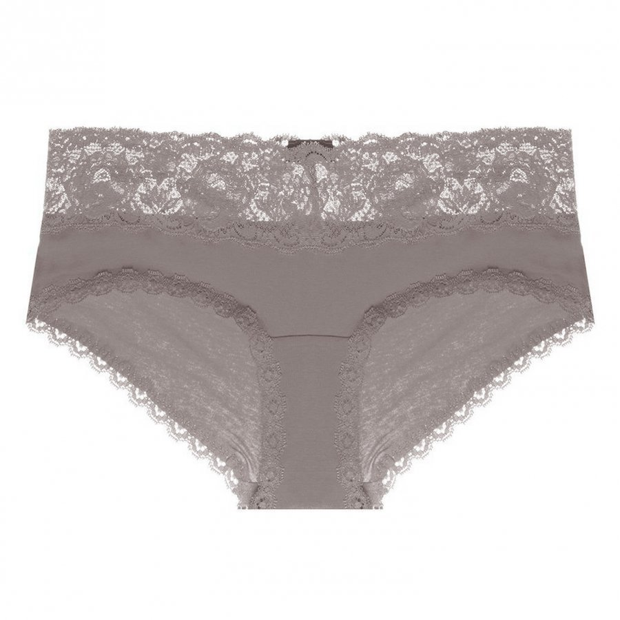 Cosabella Maternity Never Say Never Maternity Hotpant Shadow Alushousut Äidille