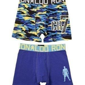 Cr7 Christiano Ronaldo Bokserit 2 Pack