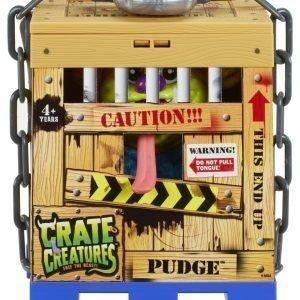 Crate Creatures Pudge Hirviö