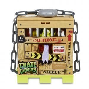 Crate Creatures Sizzle Hirviö