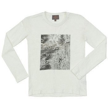 Creamie Emanuella paita t-paidat pitkillä hihoilla