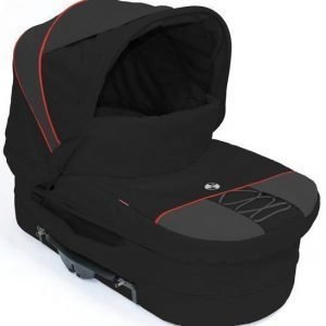Crescent Comfort Vaunukoppa Black / Red