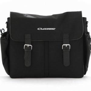 Crescent Hoitolaukku Street Bag Musta