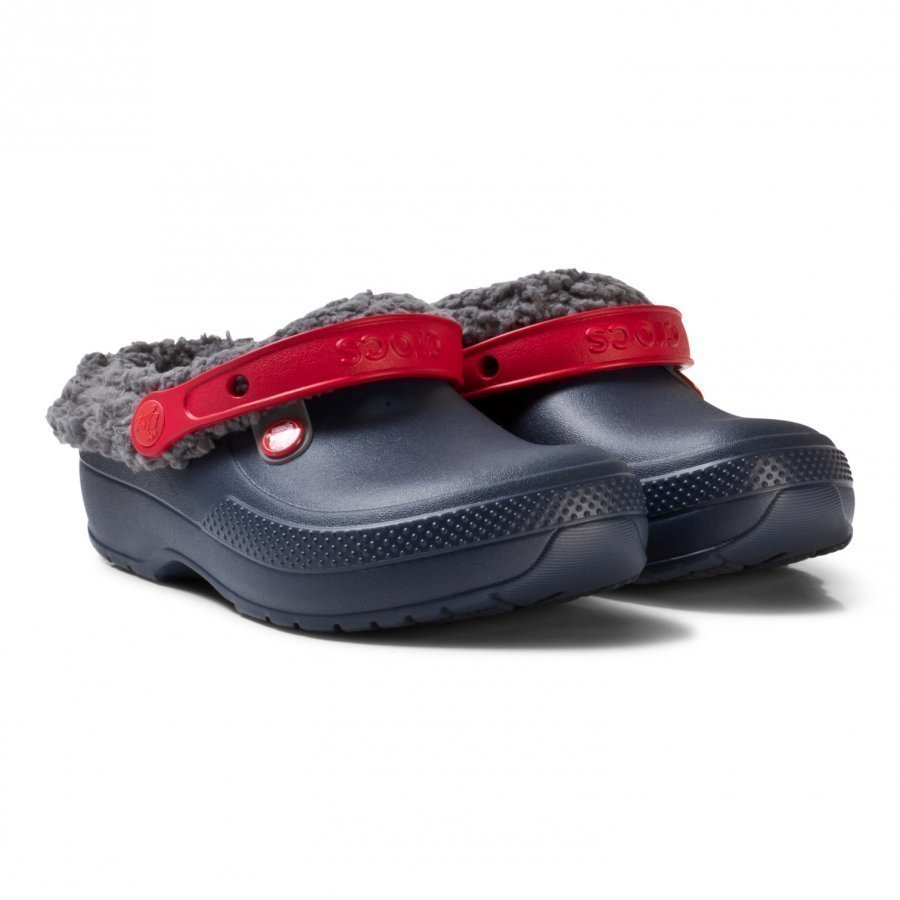 Crocs Blitzen Clog Navy Slip On Sandaalit