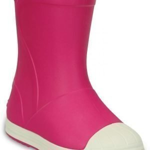 Crocs Bump It Boots Candy Pink/Oyster