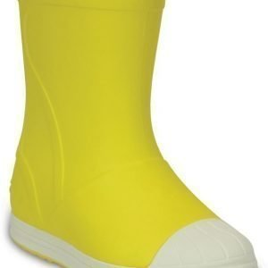 Crocs Bump It Boots Yellow/Oyster