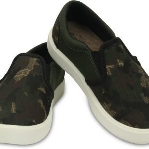 Crocs Citilane Novelty Slipon Tennarit Camo