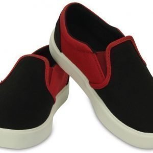 Crocs Citilane Slip-On Tennarit Black/Pepper