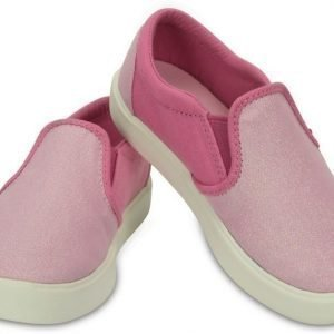 Crocs Citilane Slip-On Tennarit Carnation/Party Pink