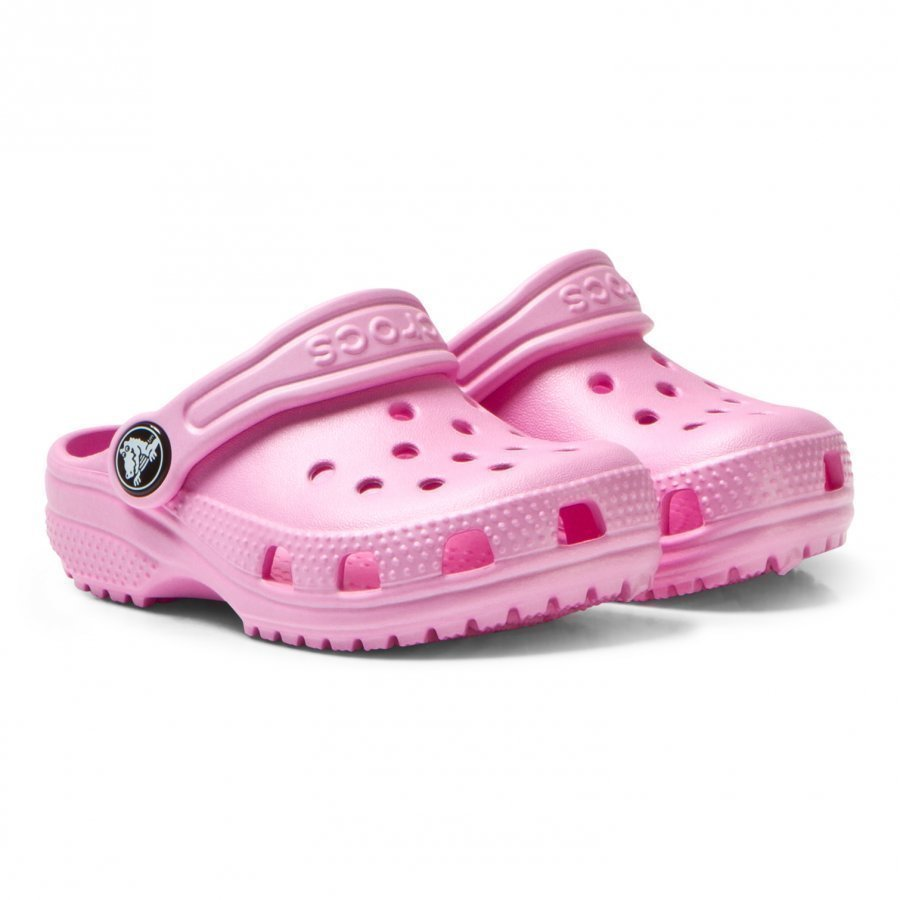 Crocs Classic Clog Carnation Remmisandaalit