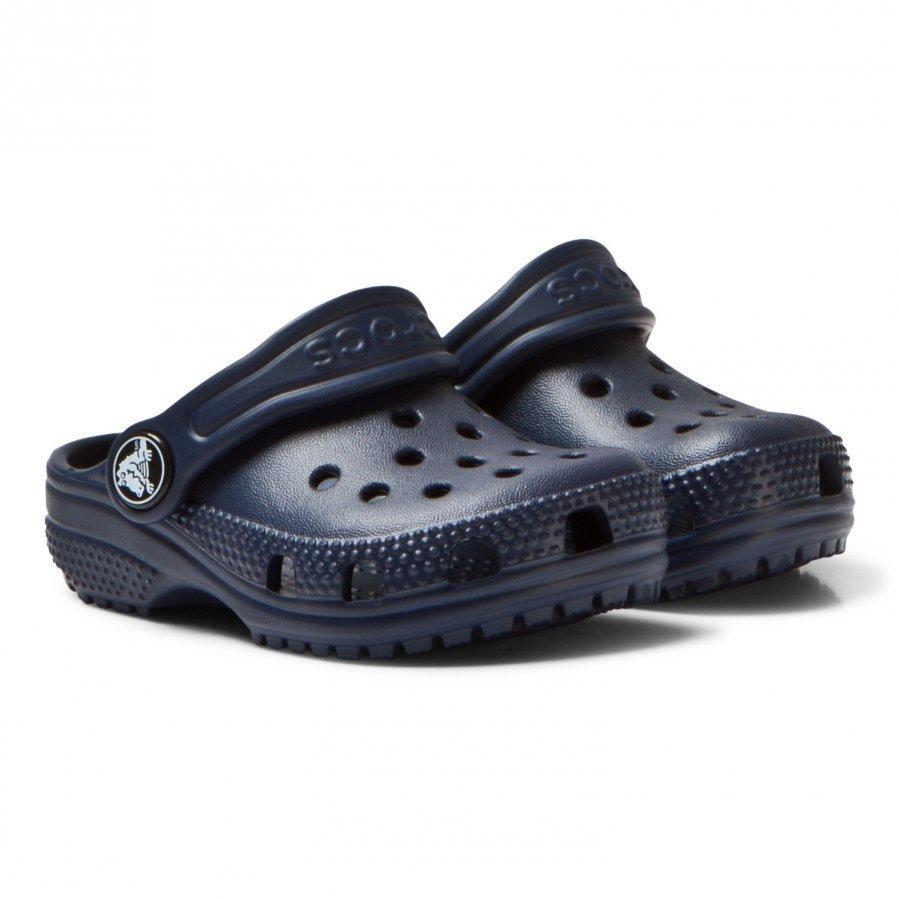 Crocs Classic Clog Navy Remmisandaalit