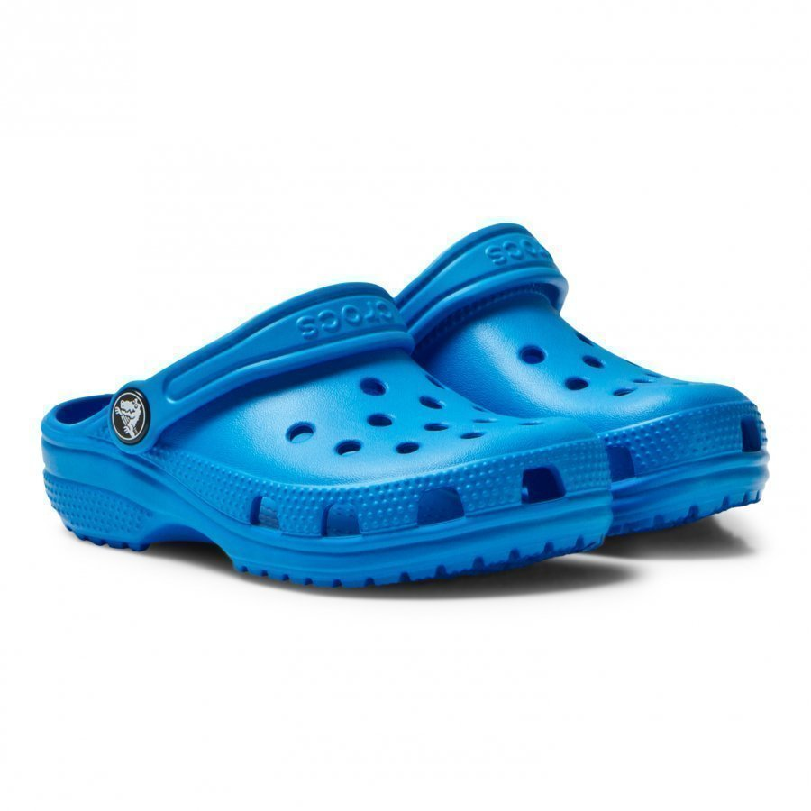 Crocs Classic Clog Ocean Remmisandaalit