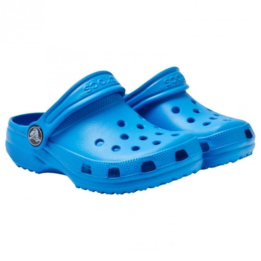 Crocs Classic Kids Ocean Slip On Sandaalit
