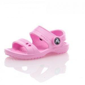 Crocs Classic Sandal Kid Sandaalit Roosa