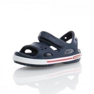 Crocs Crocband Ii Sandal Ps Kid Sandaalit Sininen / Valkoinen