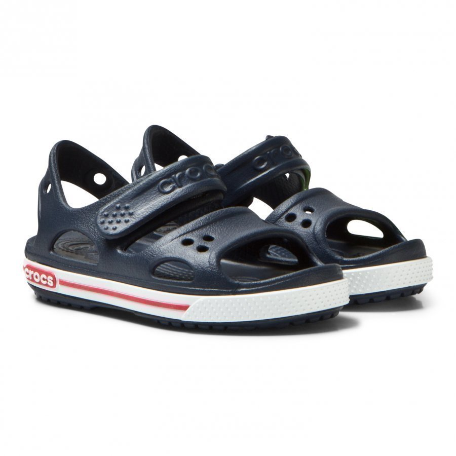 Crocs Crocband Ii Sandals Navy/White Remmisandaalit