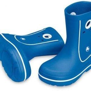 Crocs Crocband Jaunt Jr Kumisaappaat Sininen