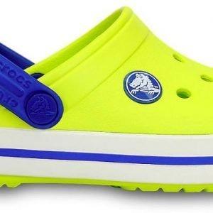 Crocs Crocband Kids Clog Sandaalit Citrus