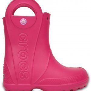 Crocs Handle It Kumisaappaat Lasten Pinkki