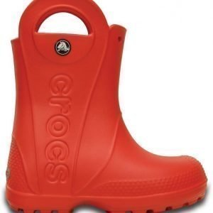 Crocs Handle it Rain Boots Carnation