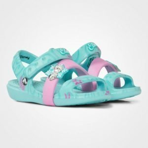 Crocs Keeley Frozen Fever Sandal K Iblu Slip On Sandaalit