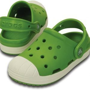 Crocs Kids Bump It Clog Sandaalit Parrot