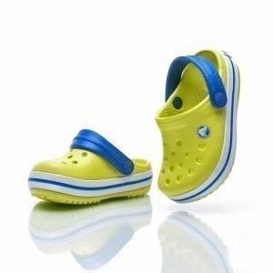 Crocs Kids Crocband Sandaalit Keltainen / Keltainen