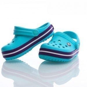 Crocs Kids Crocband Sandaalit Turkoosi / Lila