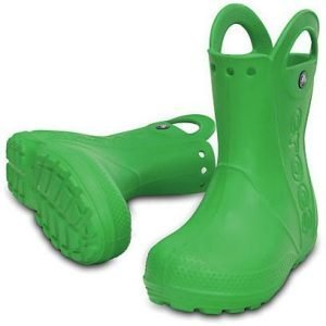 Crocs Kids Handle It Rain Boot Kumisaappaat Grass