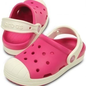Crocs Pistokkaat Bump It Clog Candy Pink/Oyster