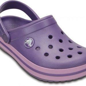Crocs Pistokkaat Crocband Kids Blue violet/Iris