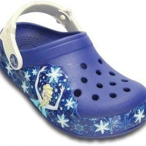 Crocs Pistokkaat Disney Frozen Liila