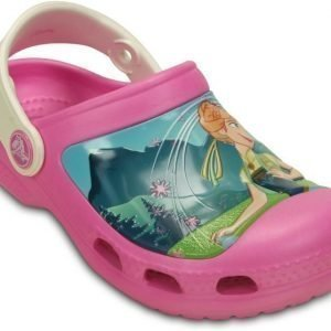 Crocs Pistokkaat Frozen Fever Clog Party pink