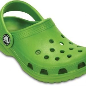 Crocs Pistokkaat Kids Classic Parrot Green