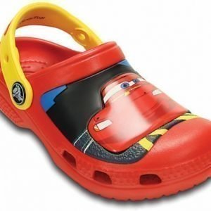 Crocs Pistokkaat McQueen & Francesco Flame/Yellow